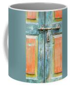 Antique Doors Coffee Mug