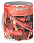Antique Farmall Cub Engine Coffee Mug