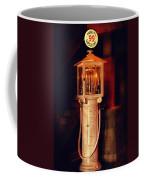 Antique Gasoline Pump Coffee Mug