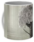 Antique Hydrangea Coffee Mug