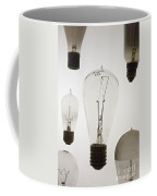 Antique Light Bulbs Coffee Mug