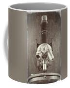 Antique Microscope Coffee Mug