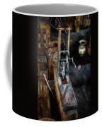 Antique Mortising Machine Coffee Mug