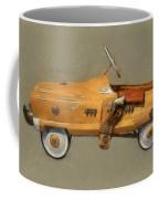 Antique Pedal Car L Coffee Mug