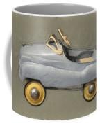 Antique Pedal Car Ll Coffee Mug by Michelle Calkins