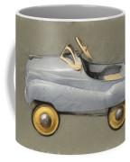 Antique Pedal Car Ll Coffee Mug