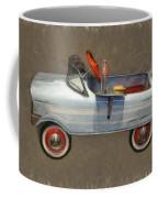Antique Pedal Car Lv Coffee Mug