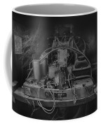 Antique Philco Radio Model 37 116 Bw Coffee Mug