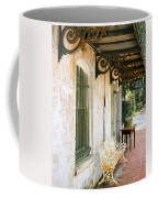 Antique Savannah Coffee Mug by William Dey