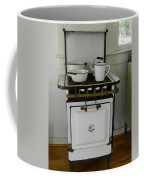 Antique Stove Number 3 Coffee Mug