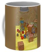 Antique Toys Coffee Mug