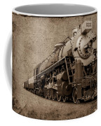 Antique Train Coffee Mug