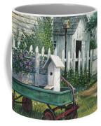 Antique Wagon Coffee Mug