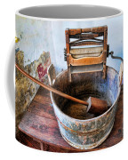 Antique Washing Machine Coffee Mug