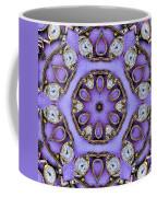 Antique Watch Kaleidoscope Coffee Mug