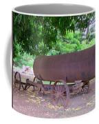 Antique Water Tank - No 2 Coffee Mug