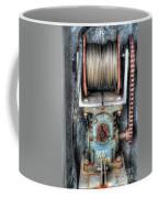 Antique Winch Coffee Mug