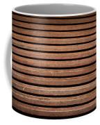 Antique Wood Texture Coffee Mug