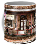 Antiques Bought And Sold Coffee Mug by Heather Applegate