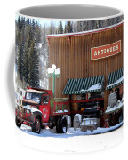 Antiques In The Mountains Coffee Mug