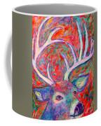 Antler Swirl Coffee Mug