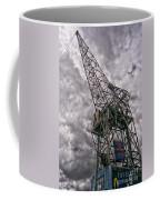 Antwerp Crane Coffee Mug