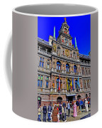 Antwerp's City Hall Coffee Mug