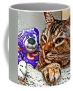 Anya And Friend Coffee Mug