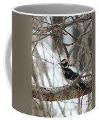Anybody Home Coffee Mug by Leone Lund