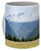 Aoraki Mt Cook Highest Peak Of Southern Alps Nz Coffee Mug