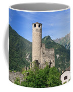 Aosta Valley - Chatelard Ruins Coffee Mug