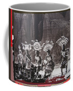 Apache Crown Dancers Date And Location Unknown 2013 Coffee Mug