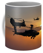 Apache Escort  Coffee Mug