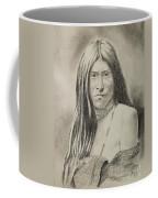 Apache Girl 1906 Coffee Mug