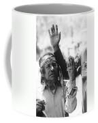 Apache's Signing 100th Anniversary Fort Apache Arizona 1970 Coffee Mug