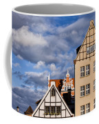 Apartment Houses In Gdansk Coffee Mug