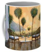 Aperitivo Al Tramonto Coffee Mug by Guido Borelli
