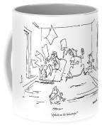 Aphids On The Heliotrope! Coffee Mug