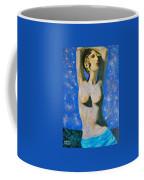 Aphrodite  Coffee Mug by Augusta Stylianou
