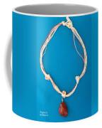 Aphrodite Genetyllis Necklace Coffee Mug by Augusta Stylianou
