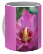Aphrodite Rose Of Sharon Coffee Mug