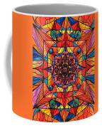 Aplomb Coffee Mug by Teal Eye  Print Store