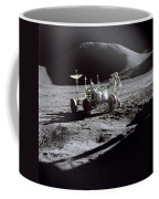 Apollo 15 Lunar Rover Coffee Mug