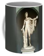 Apollo Belvedere Coffee Mug