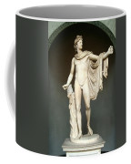 Apollo Belvedere Coffee Mug