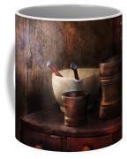 Apothecary - Pick A Pestle  Coffee Mug by Mike Savad