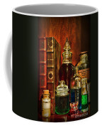 Apothecary - Vintage Jars And Potions Coffee Mug