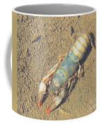 Appalachian Blue Crayfish Coffee Mug