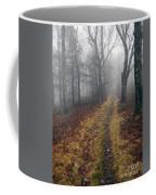 Appalachian Trail Fog Coffee Mug