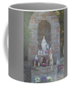 Apparition Of Virgin Mary Coffee Mug